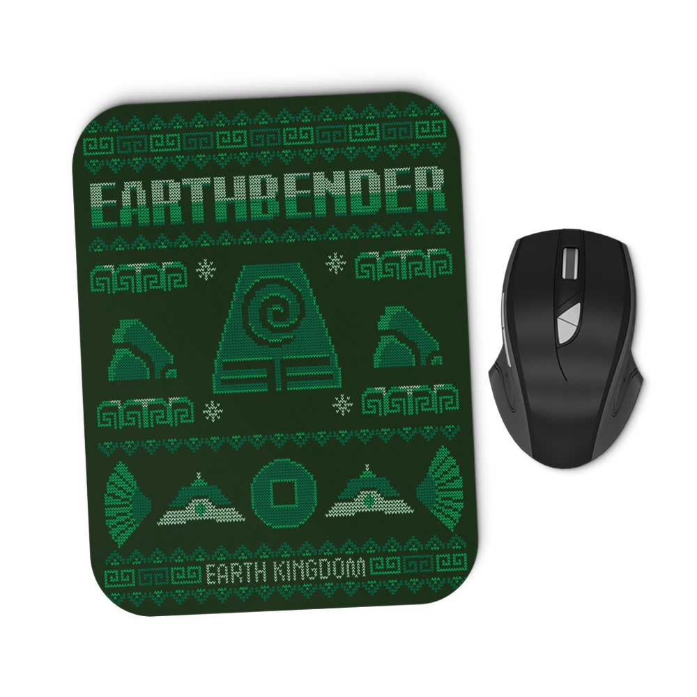Earth Kingdom's Sweater - Mousepad