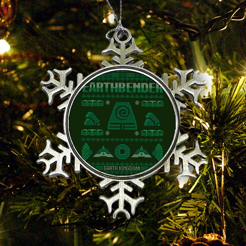 Earth Kingdom's Sweater - Ornament