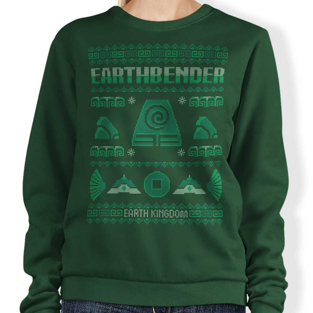Earth Kingdom's Sweater - Sweatshirt