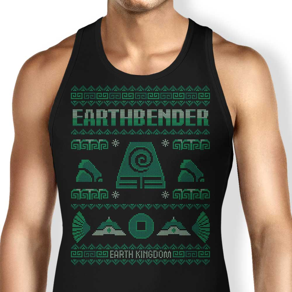 Earth Kingdom's Sweater - Tank Top