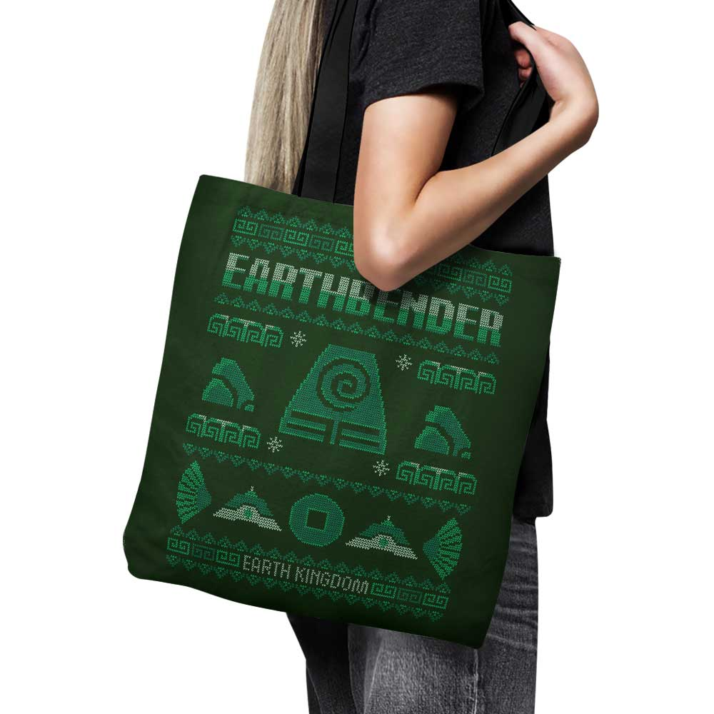 Earth Kingdom's Sweater - Tote Bag