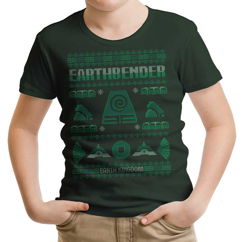 Earth Kingdom's Sweater - Youth Apparel