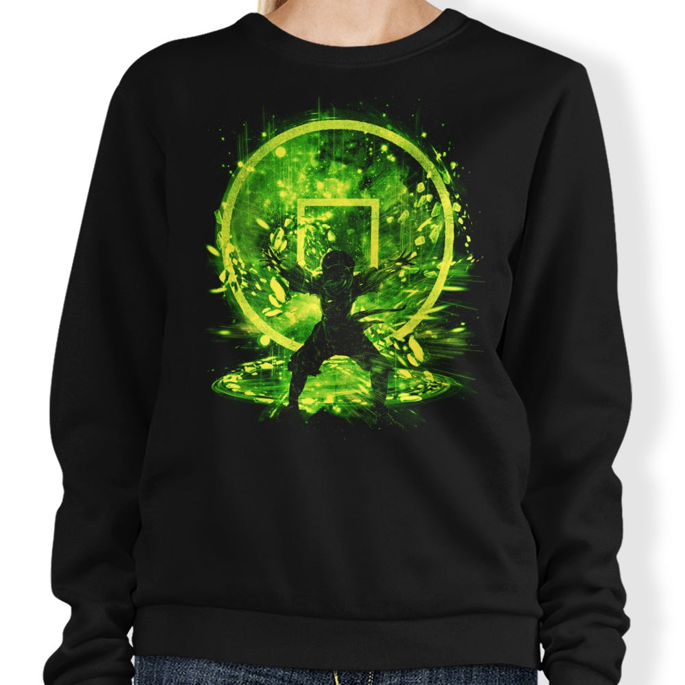Earth Storm - Sweatshirt