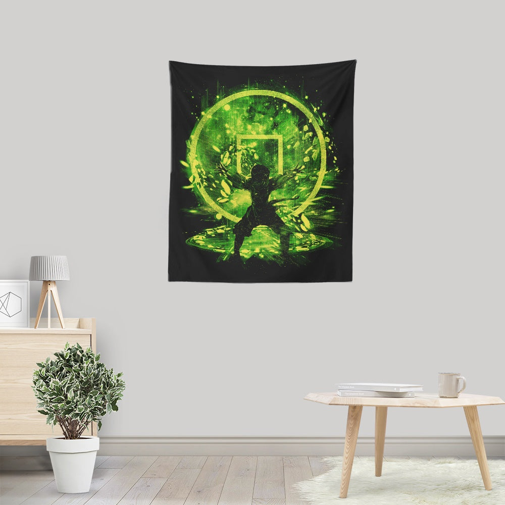 Earth Storm - Wall Tapestry