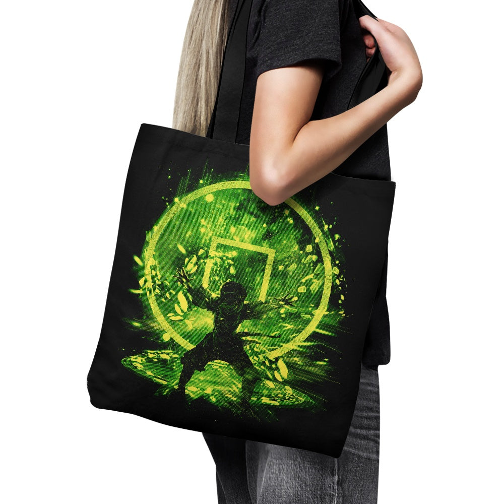 Earth Storm - Tote Bag