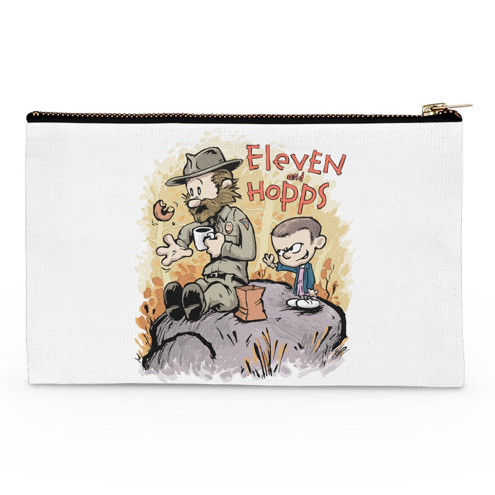 Eleven and Hopps - Accessory Pouch
