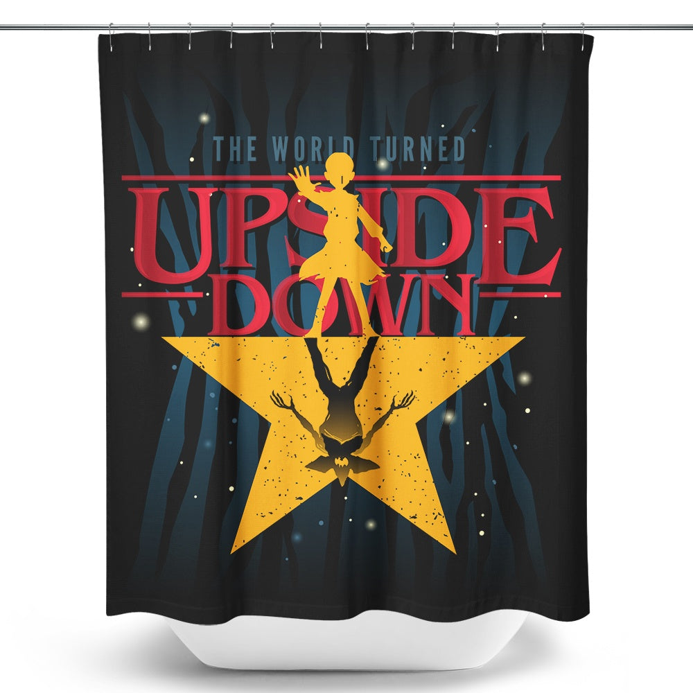 Eleven4Ham - Shower Curtain