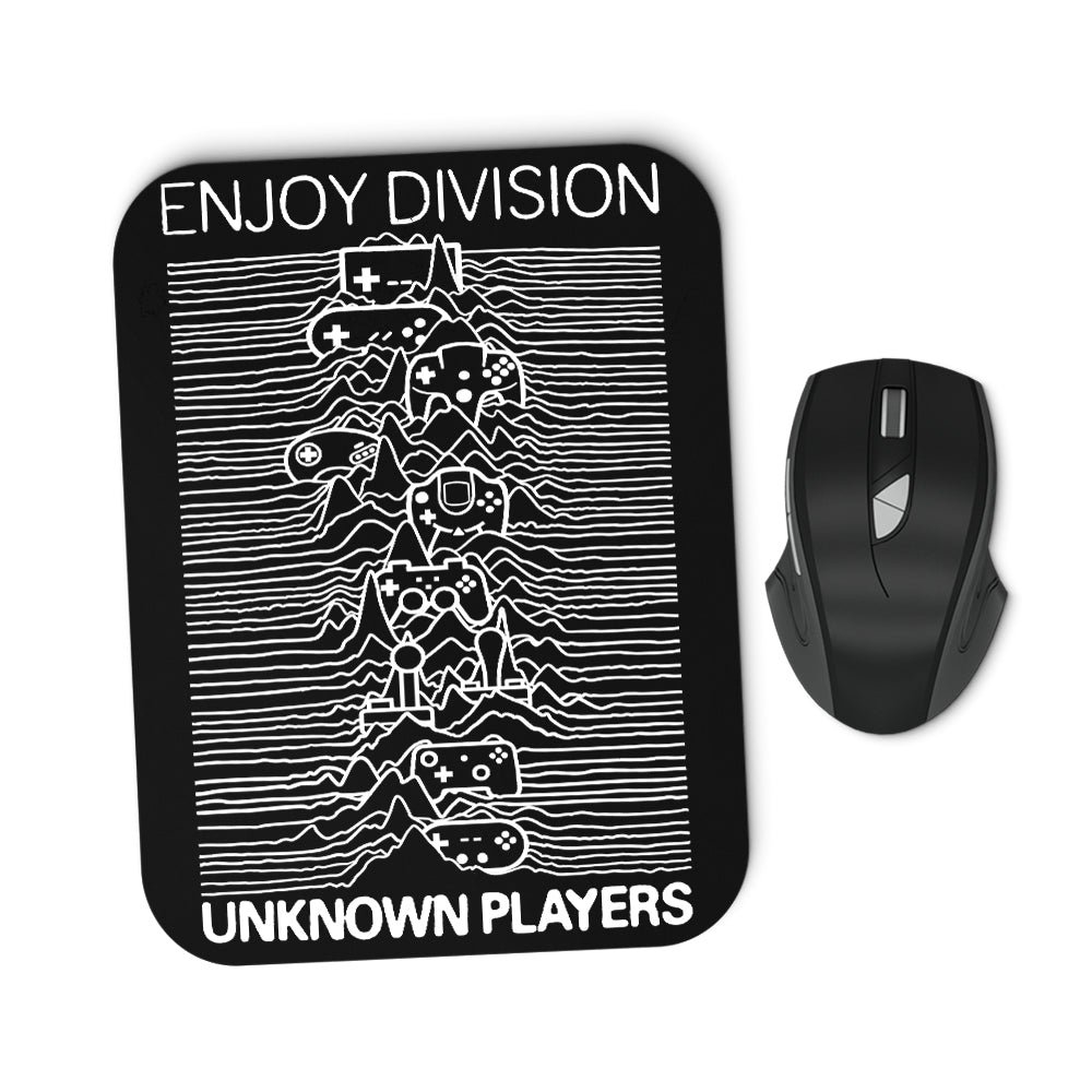 Enjoy Division - Mousepad