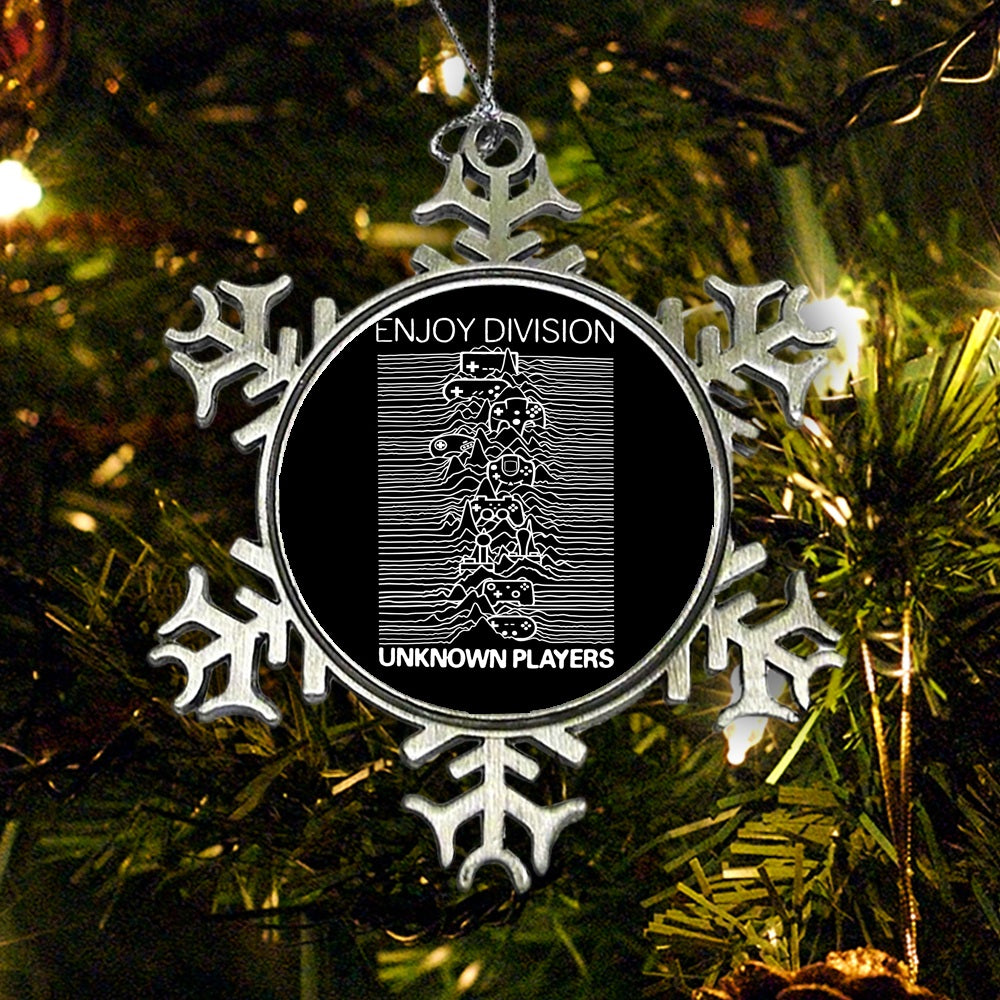 Enjoy Division - Ornament