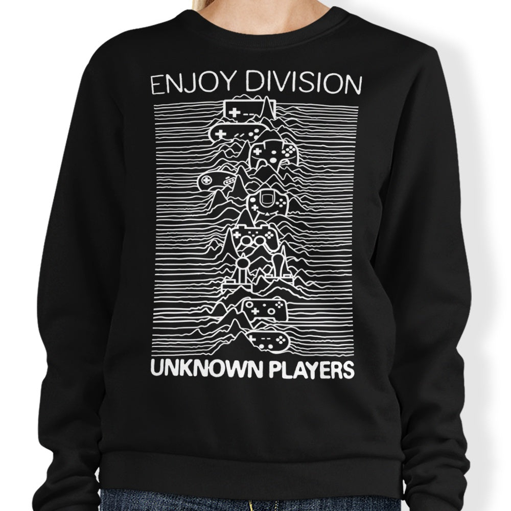 Enjoy Division - Sweatshirt