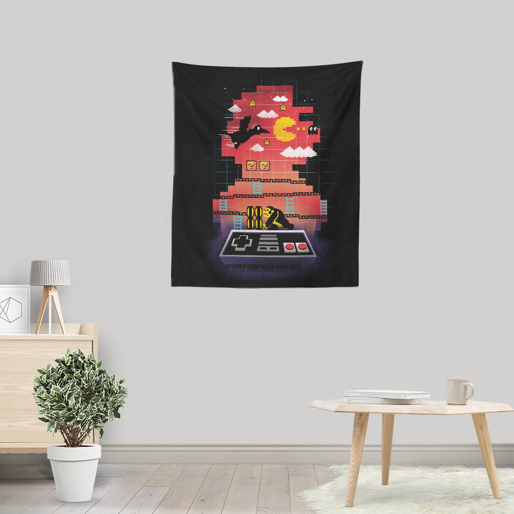 Entertainment Classic - Wall Tapestry