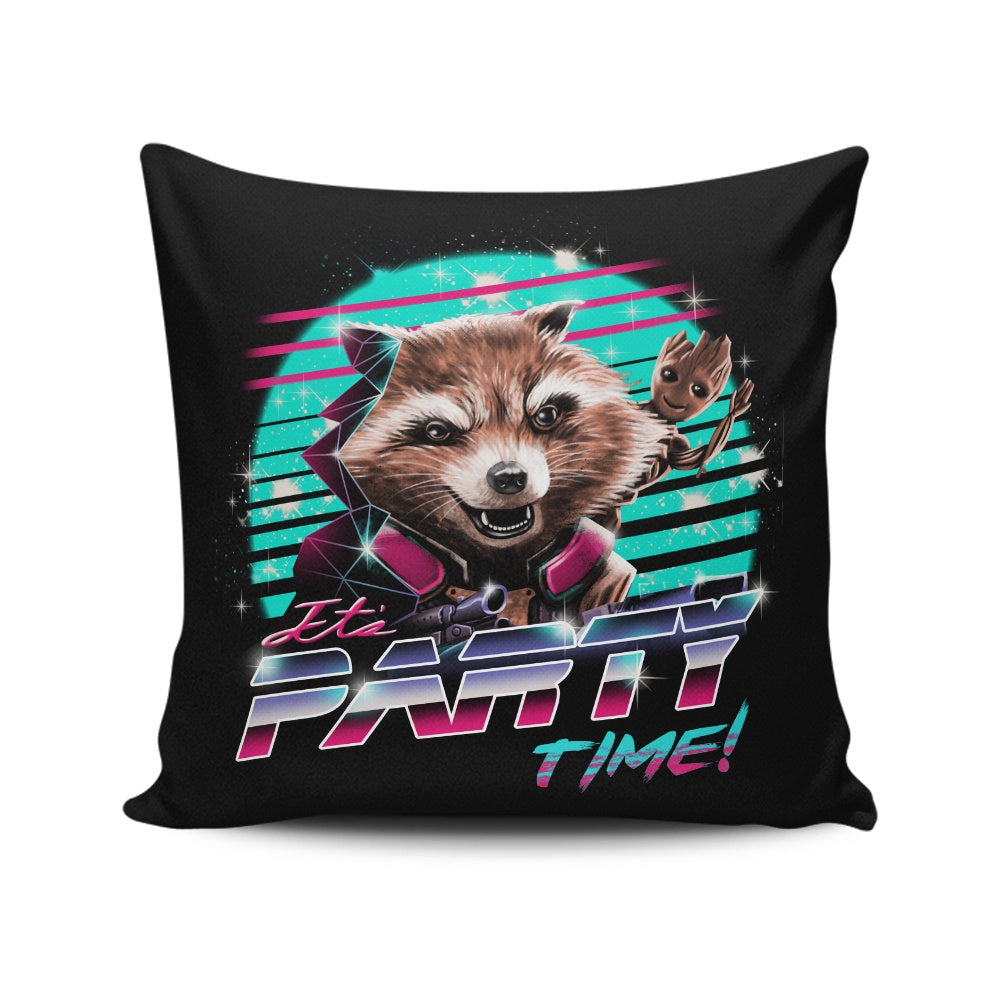 Epic Duo - Throw Pillow