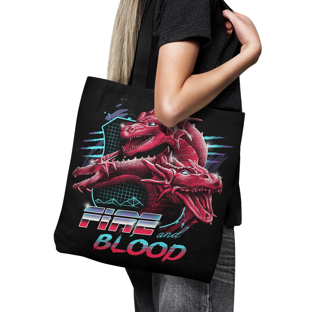 Epic Fire - Tote Bag