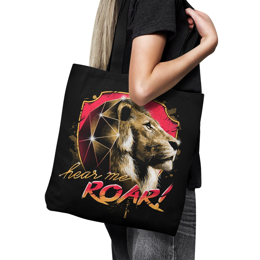 Epic Roar - Tote Bag