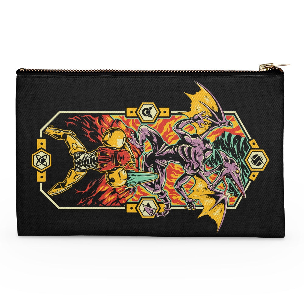 Epic Super Metroid - Accessory Pouch