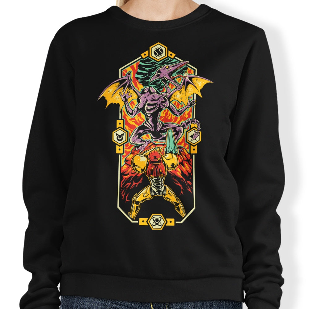 Epic Super Metroid - Sweatshirt