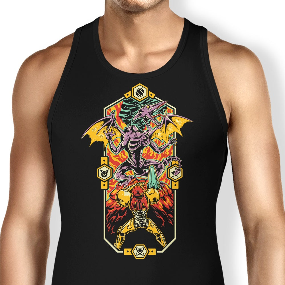 Epic Super Metroid - Tank Top