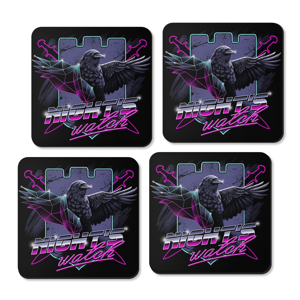 Epic Watch - Coasters