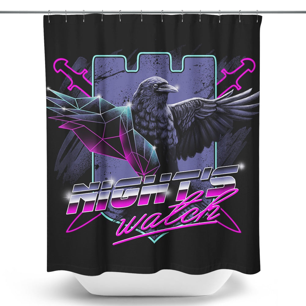Epic Watch - Shower Curtain