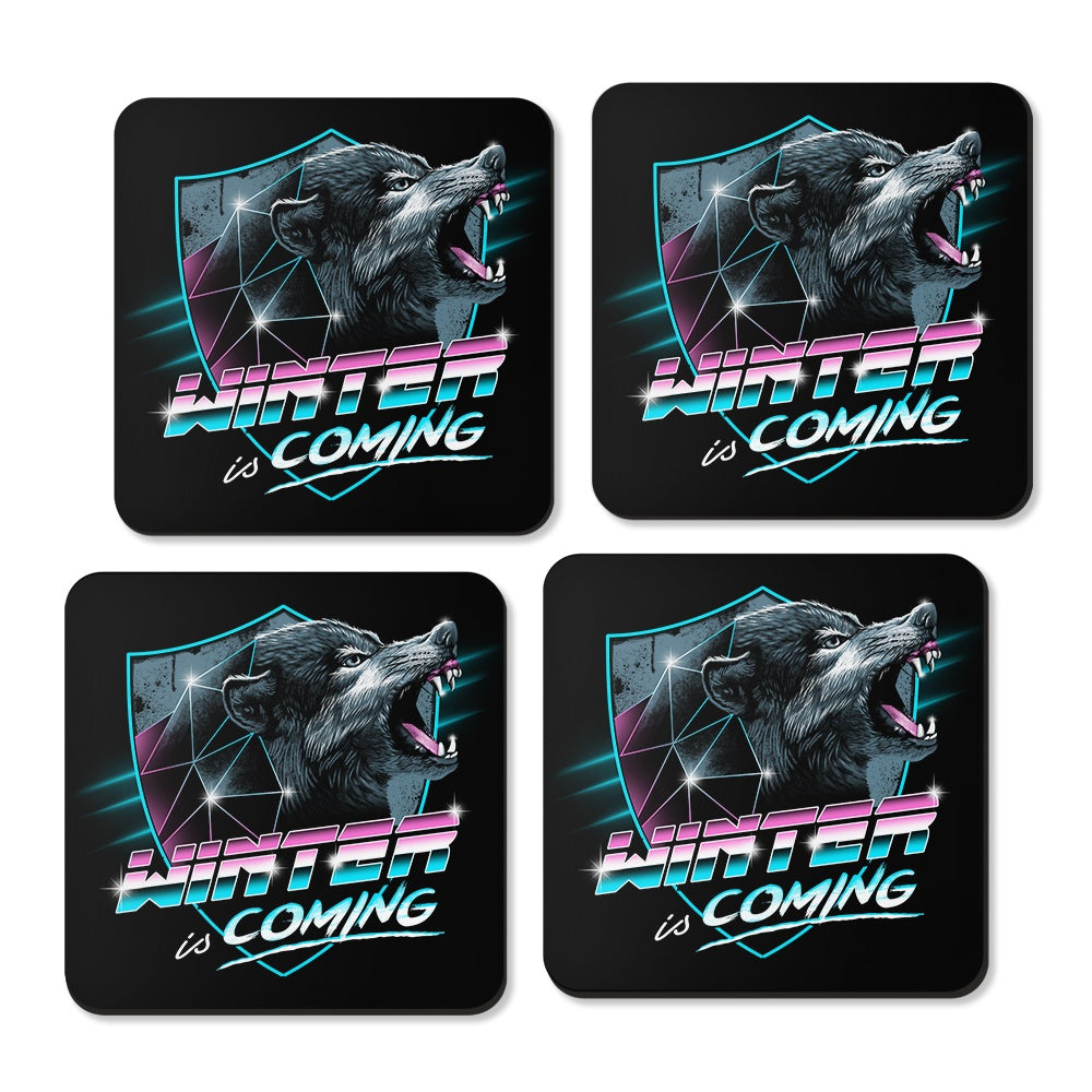 Epic Winter - Coasters