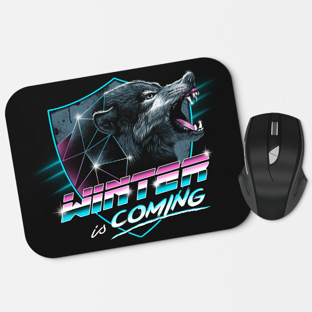 Epic Winter - Mousepad