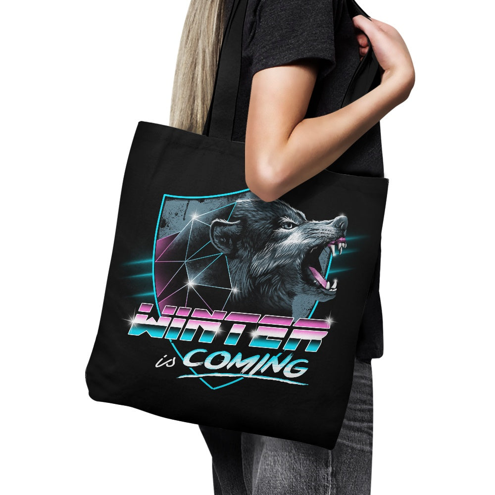 Epic Winter - Tote Bag