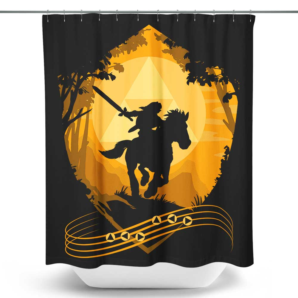Epona's Song - Shower Curtain