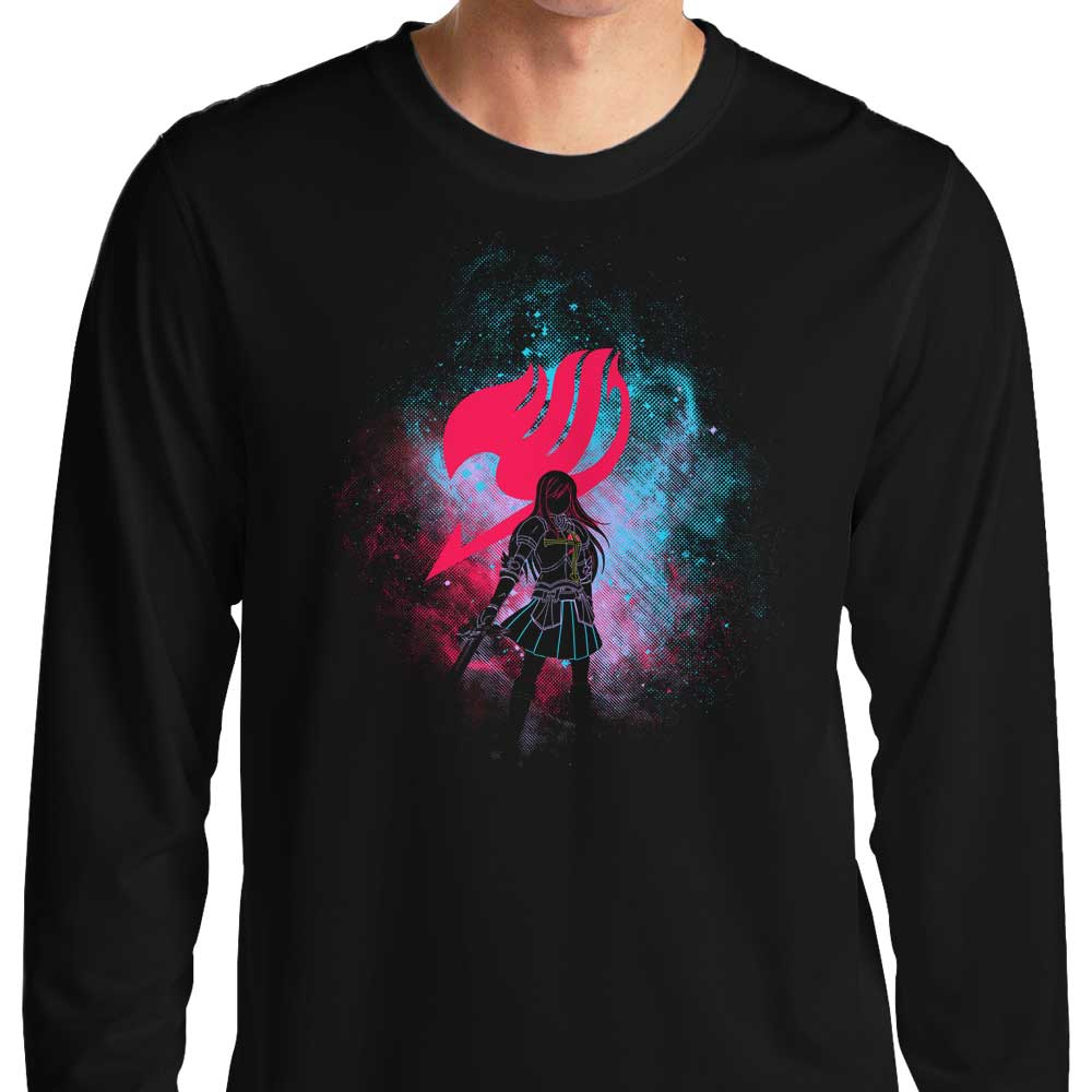 Erza Art - Long Sleeve T-Shirt