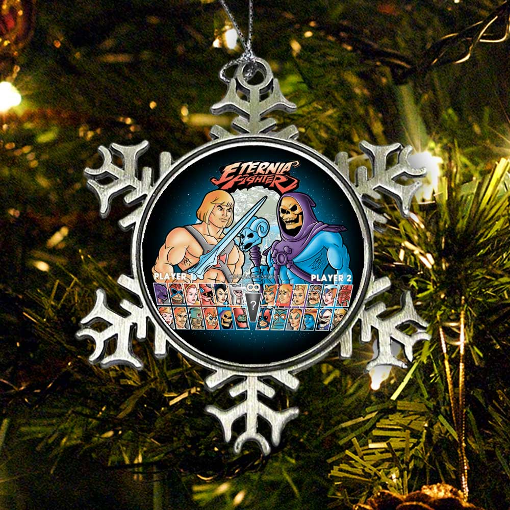 Eternia Fighters - Ornament