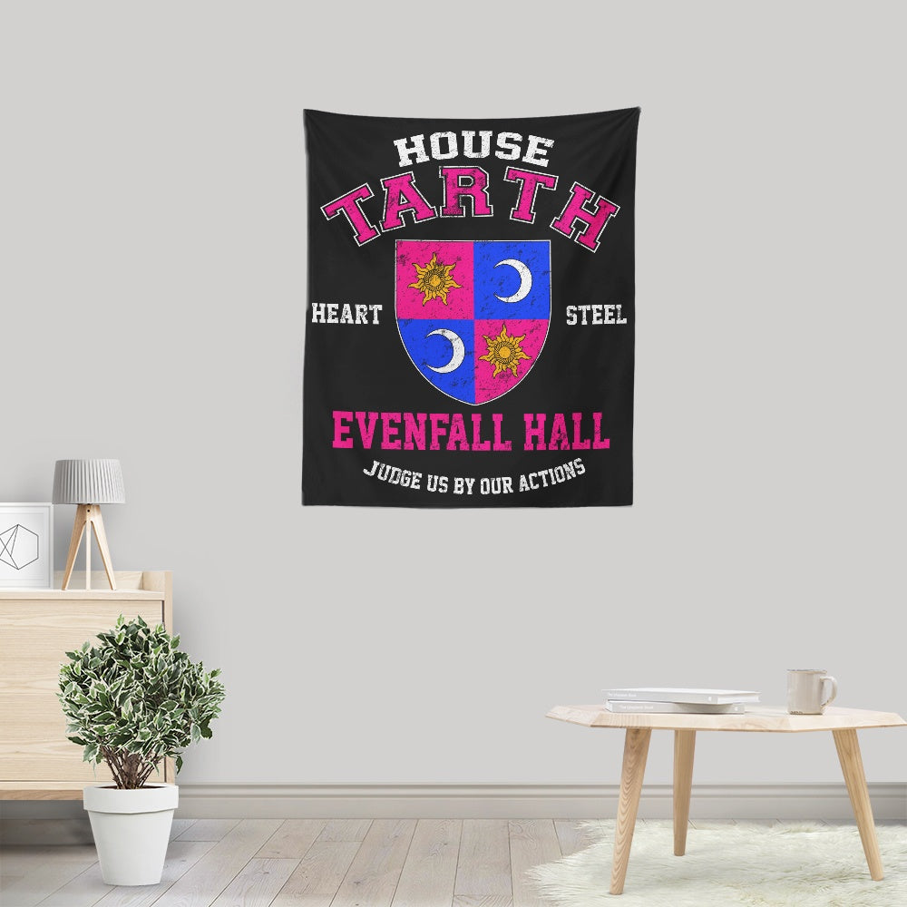 Evenfall Hall - Wall Tapestry