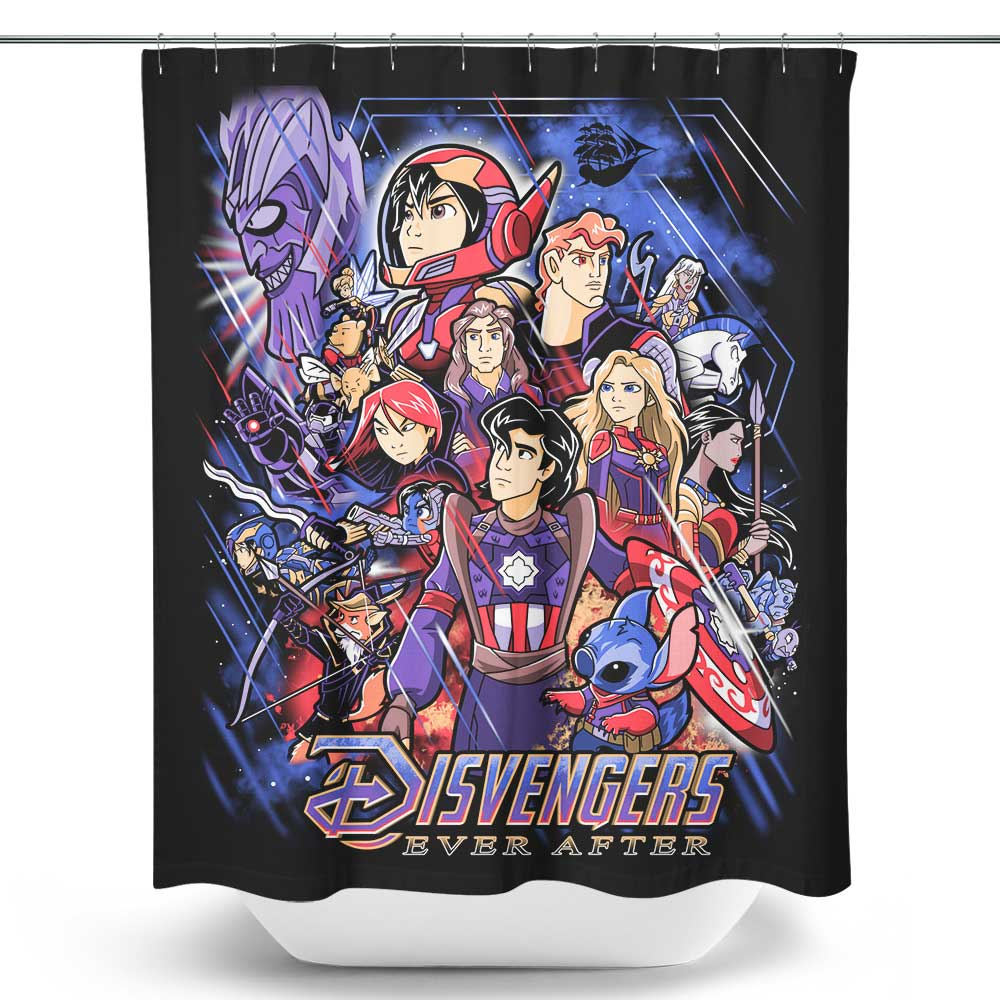 Ever After - Shower Curtain