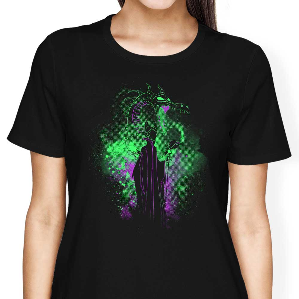 Evil Fairy Art - Women's Apparel