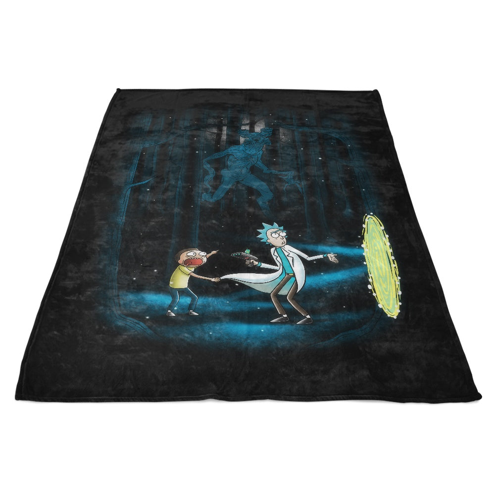 Fail - Fleece Blanket