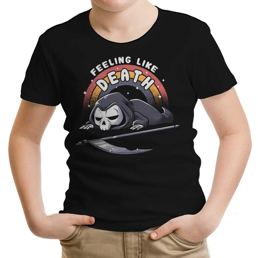 Feeling Like Death - Youth Apparel