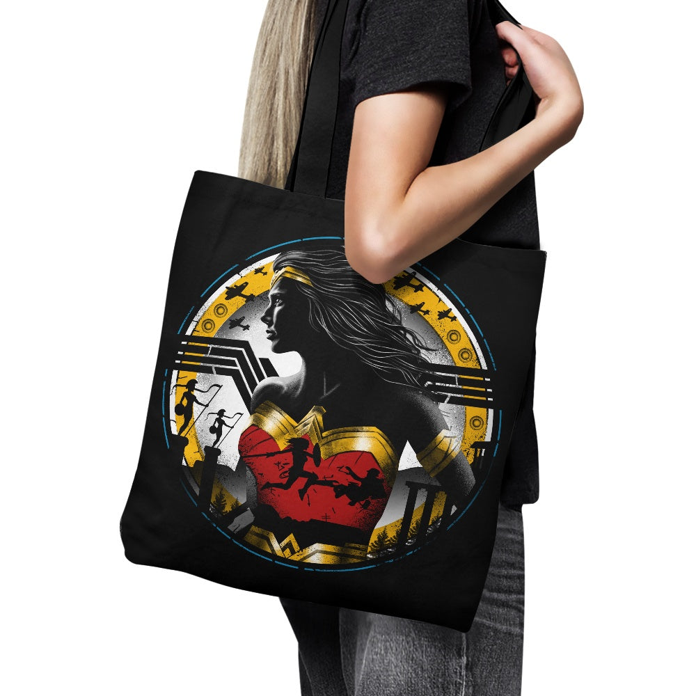 Fiercest of Them All - Tote Bag
