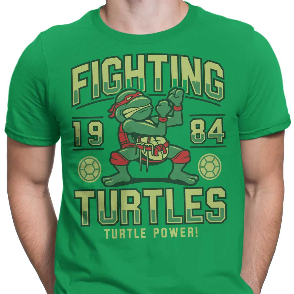 Fighting Turtles - Men's Apparel