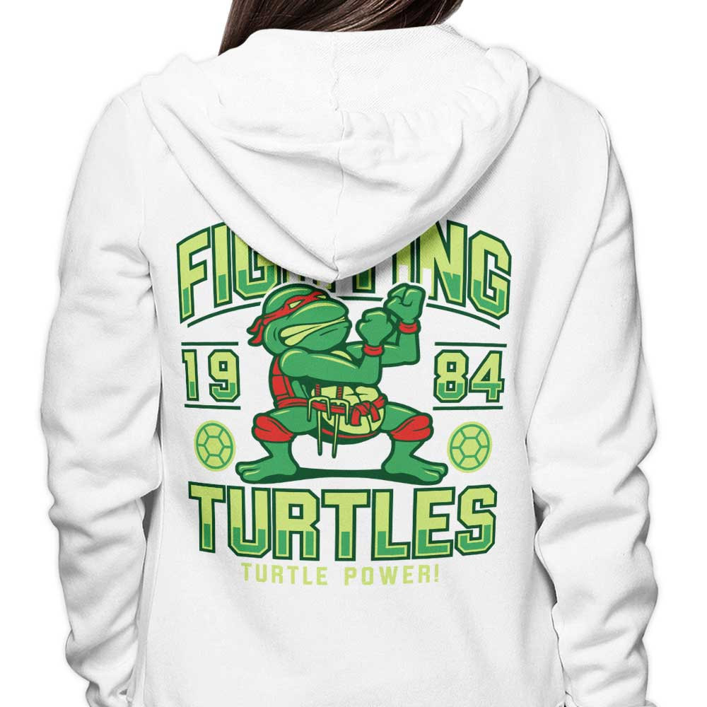 Fighting Turtles - Hoodie