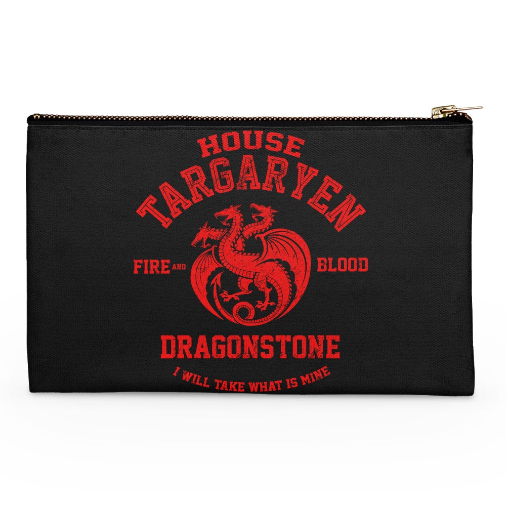 Fire and Blood - Accessory Pouch