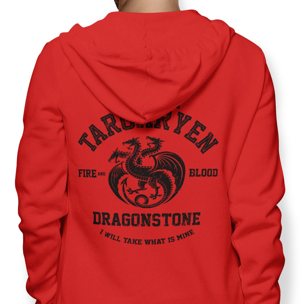 Fire and Blood (Alt) - Hoodie
