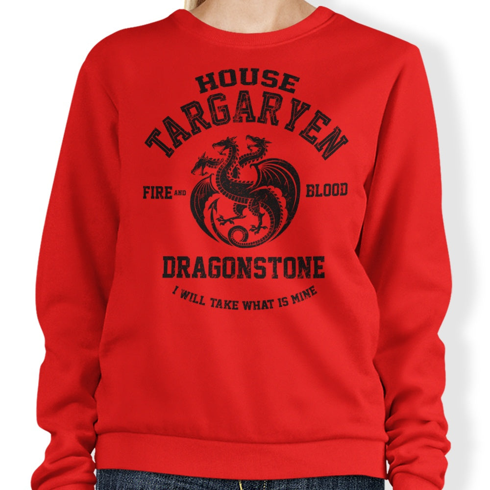 Fire and Blood (Alt) - Sweatshirt