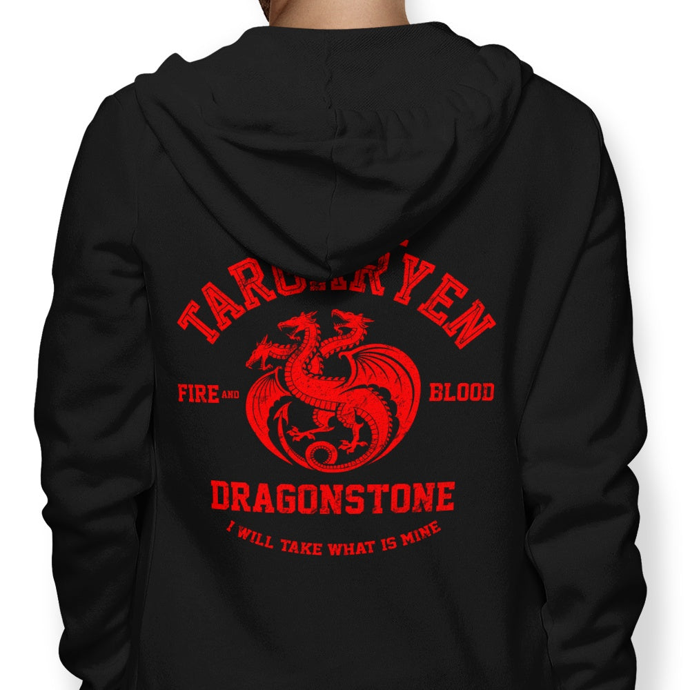Fire and Blood - Hoodie