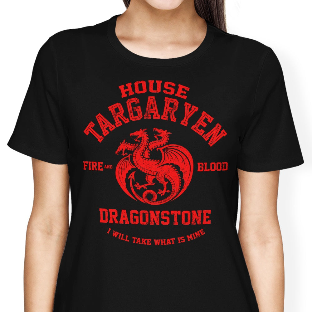 Fire and Blood - Women's Apparel
