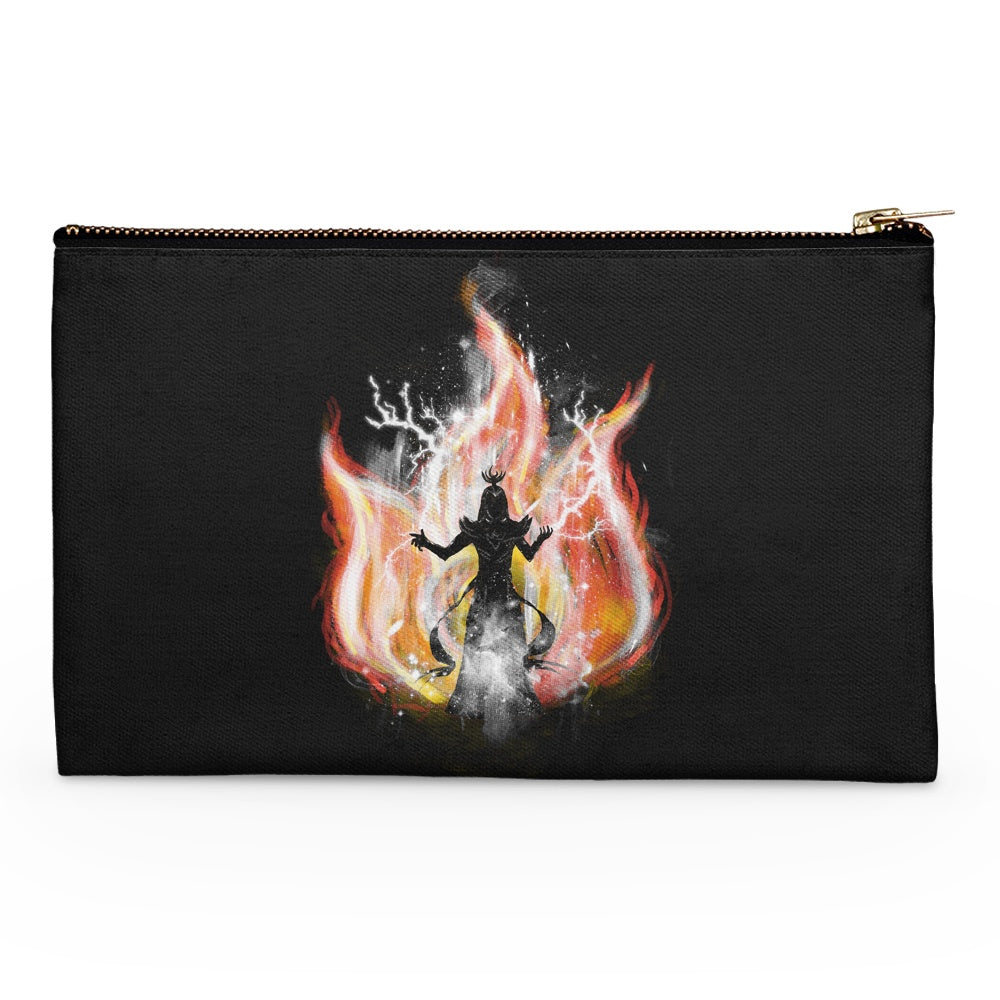 Fire Elemental - Accessory Pouch