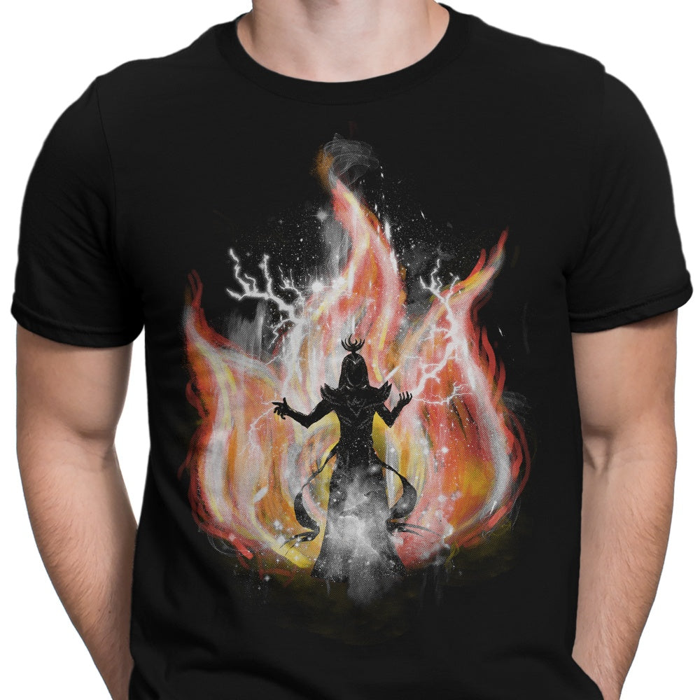 Fire Elemental - Men's Apparel