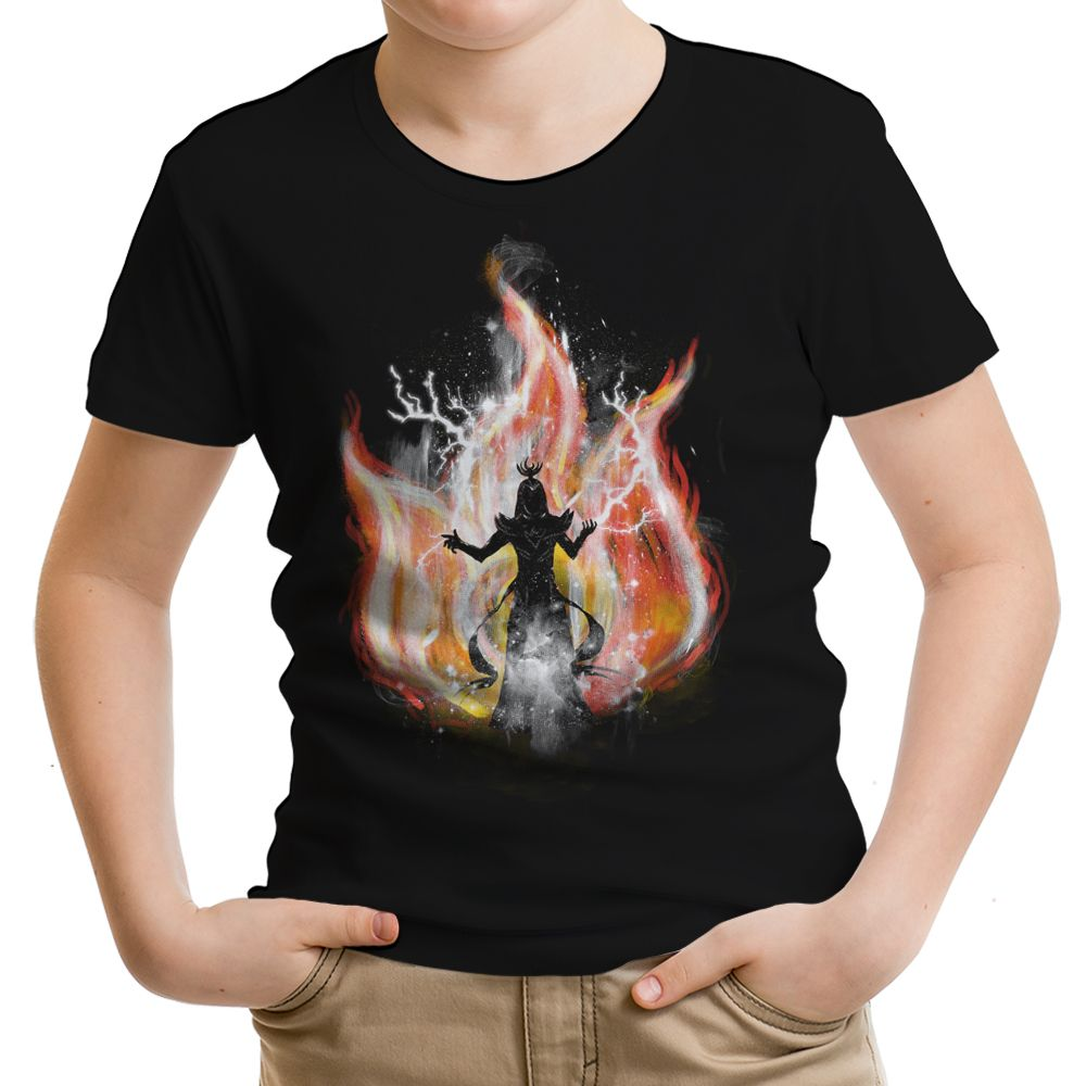 Fire Elemental - Youth Apparel