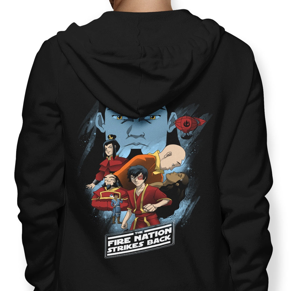 Fire Nation Strikes Back - Hoodie
