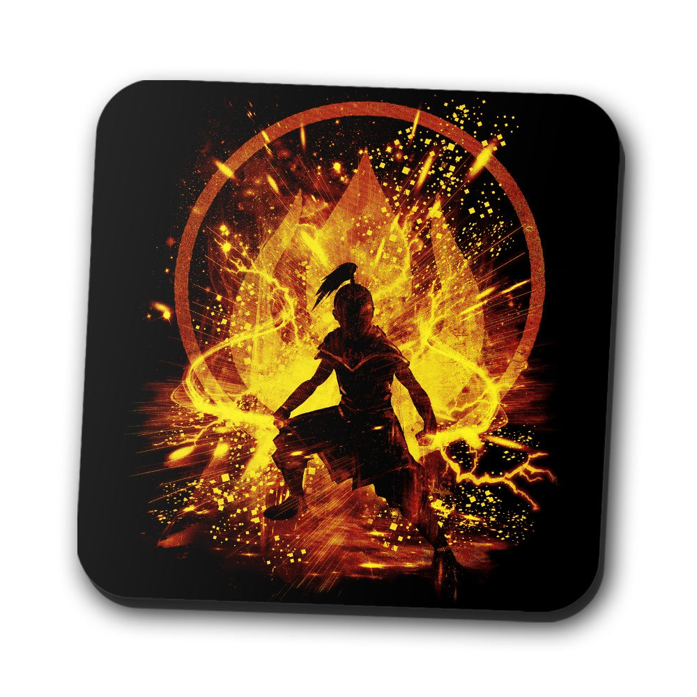 Fire Storm - Coasters