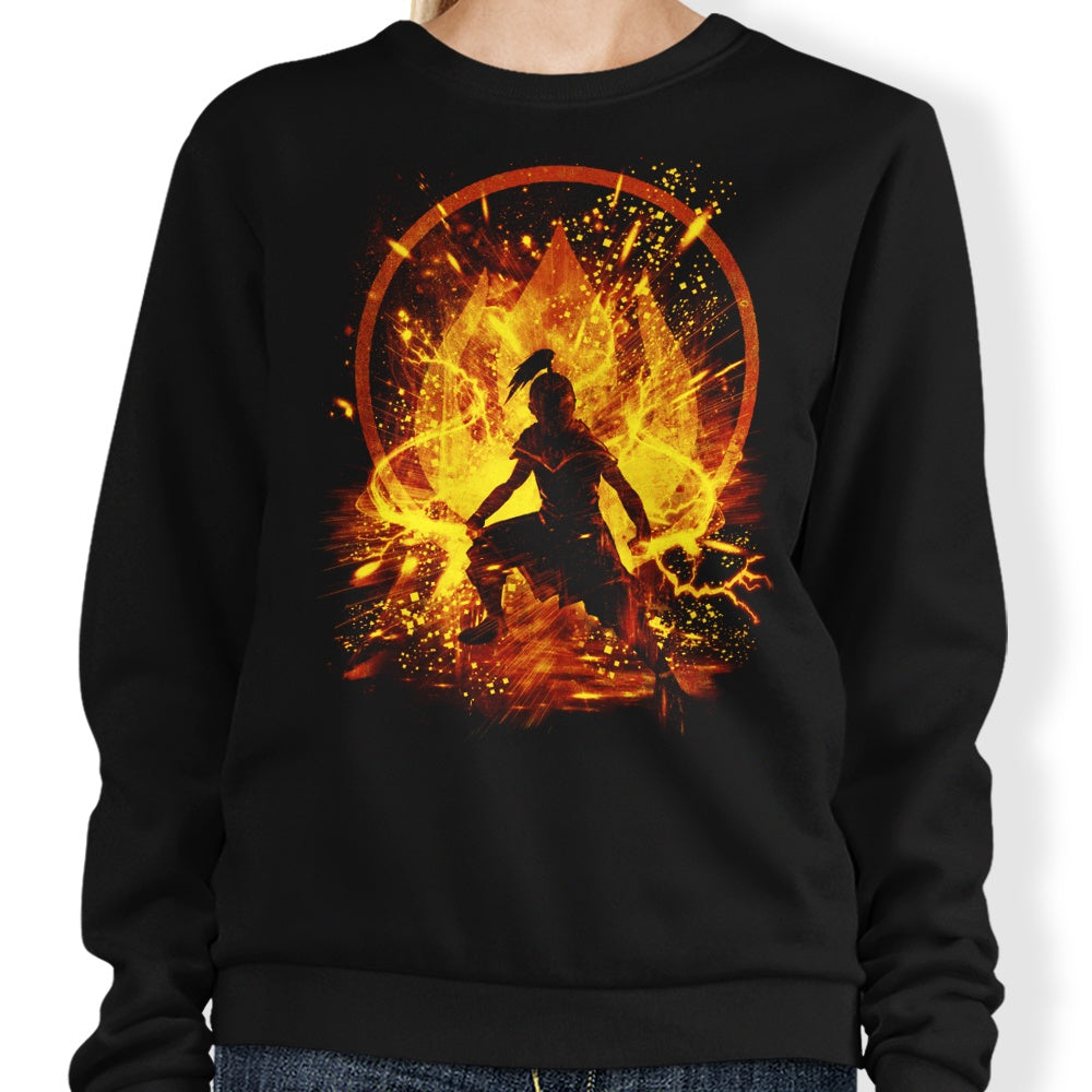 Fire Storm - Sweatshirt