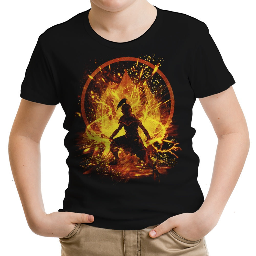 Fire Storm - Youth Apparel