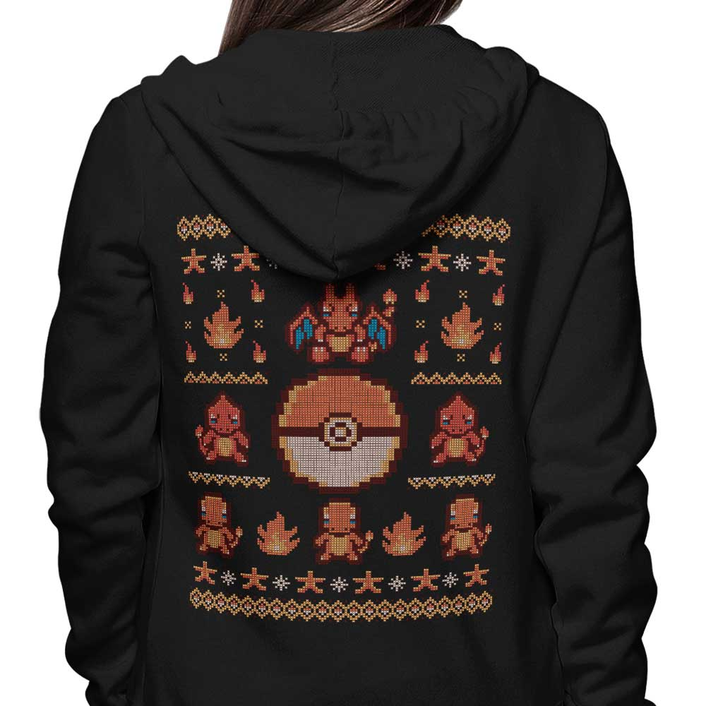 Fire Trainer Sweater - Hoodie
